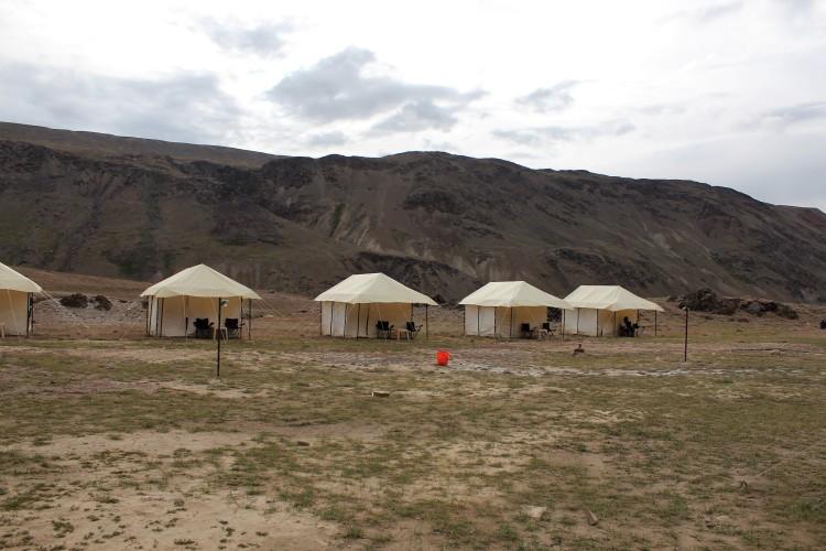 Moon Lake Camp