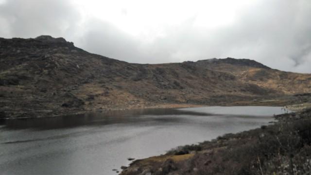 The Tsomgo Lake