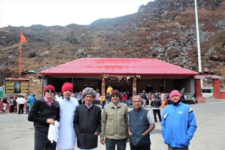 My Rajasthani friends