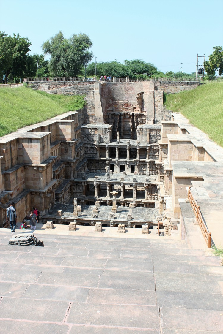 Rani ki Vav, Queen's Stepwell, Patan, UNESCO World Heritage Site