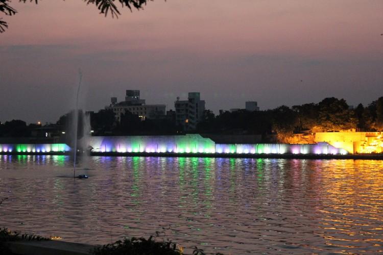 Sabarmati Riverfront, Ahmadabad