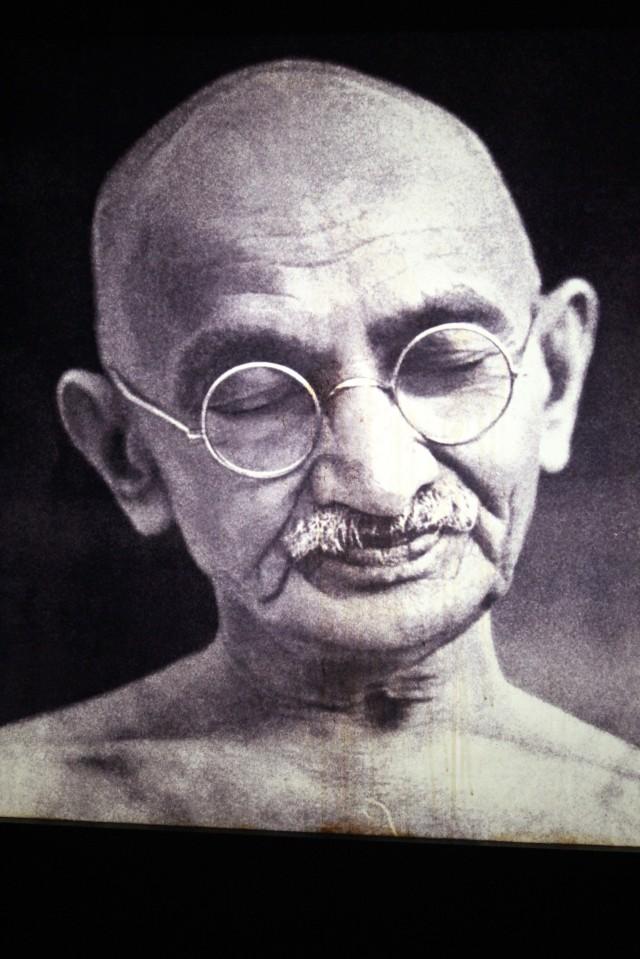 Mahatma Gandhi, Gandhi Ashram, Ahmadabad