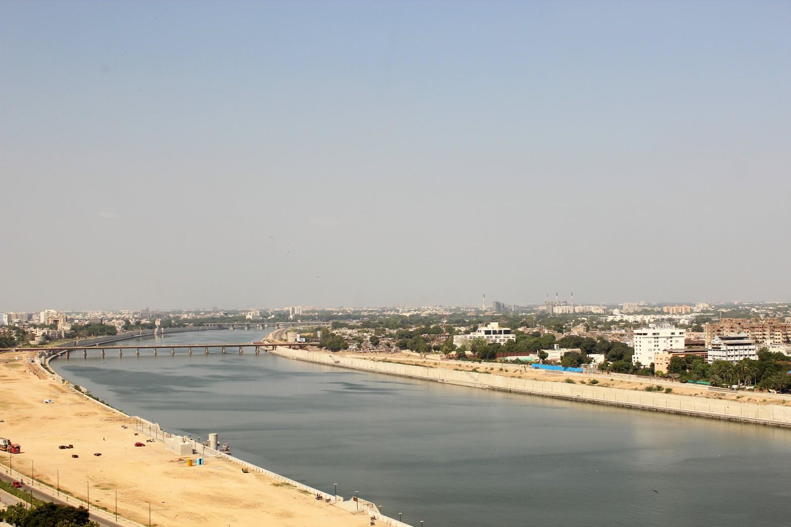 Ahmedabad, skyline