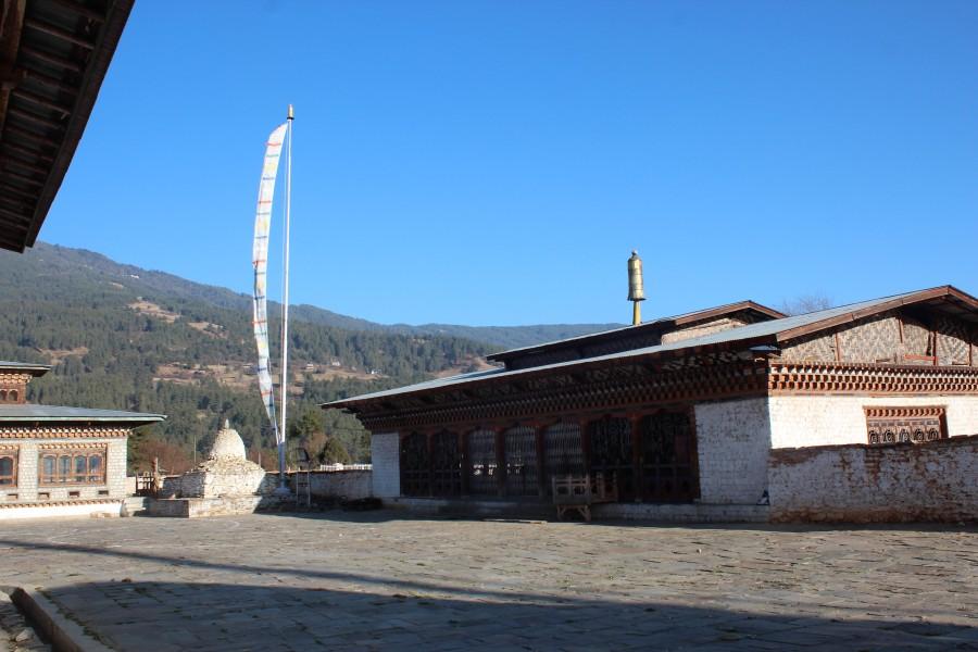jambay lhakhang, 108, temple, tibet, songtsen goenpo, day, ogress, earth, forever, love, legend