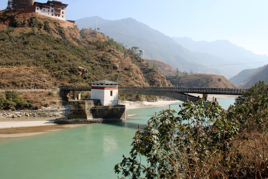 picturesque, bridge