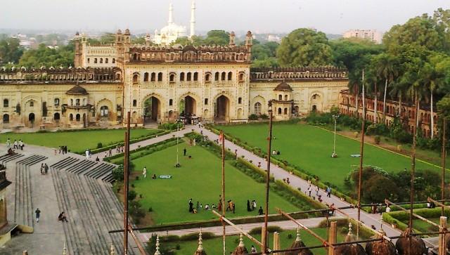 restore, bada imambargah, lucknow, uttar pradesh, india