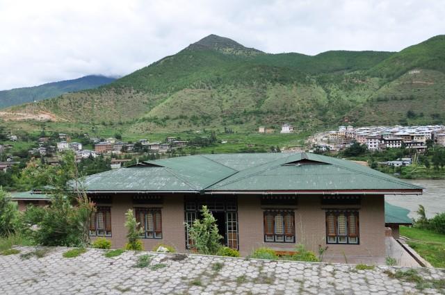 reach, cottage, name, punatsangchhu