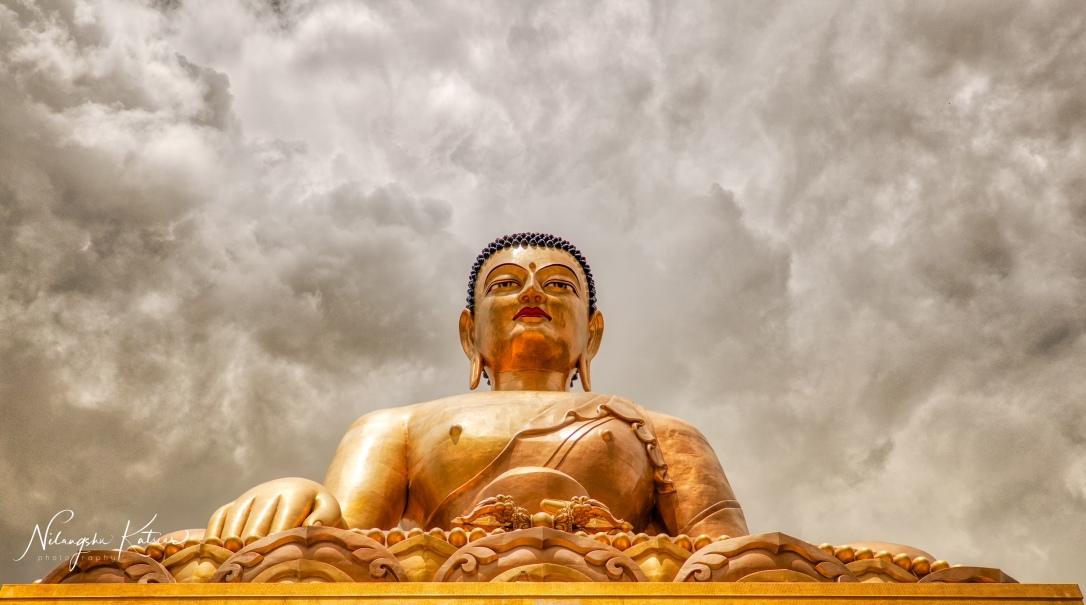Bhutan Monk-