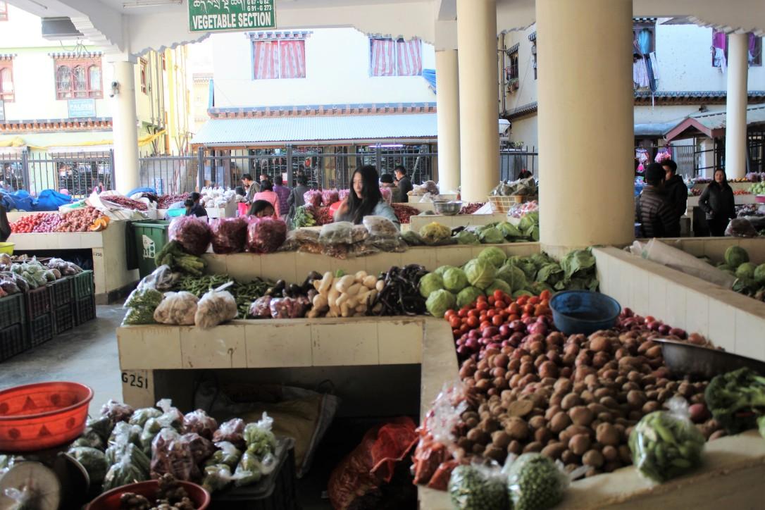 glad, farmer's market