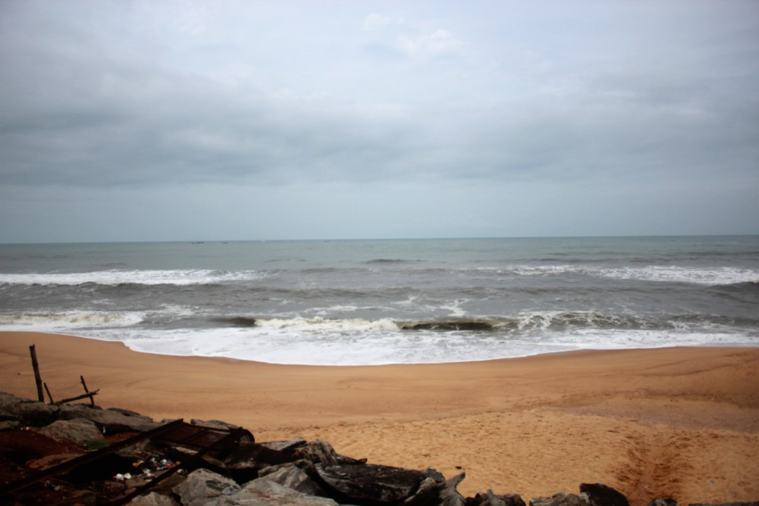 Arabian Sea, Maravanthe
