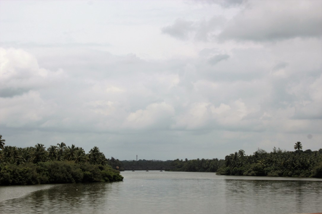 Karnataka, Kerala, backwater, NH66