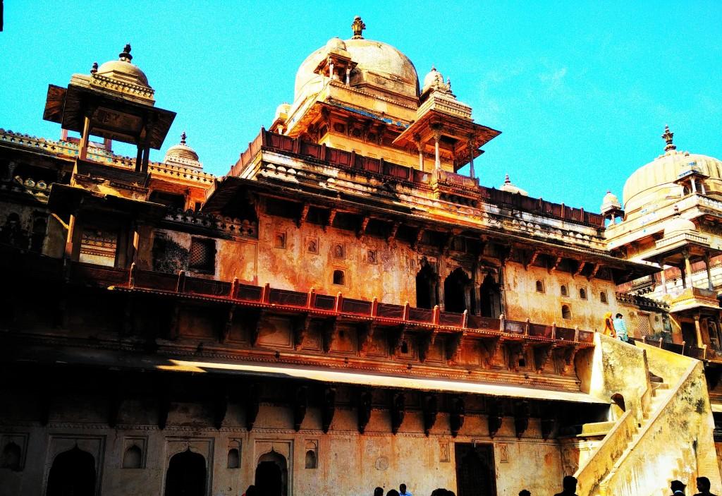 photography, muse, jahangir mahal, orchha fort, orchha