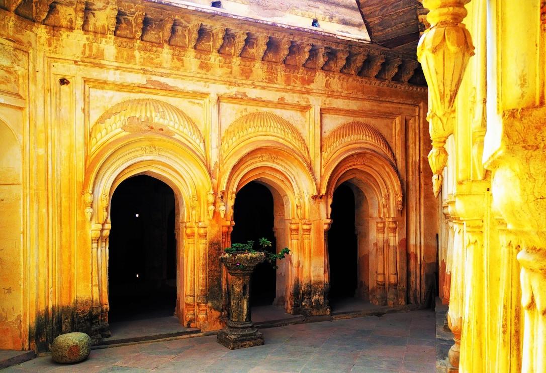 fascinate, heritage, laxmi narayan mandir, orchha, madhya pradesh