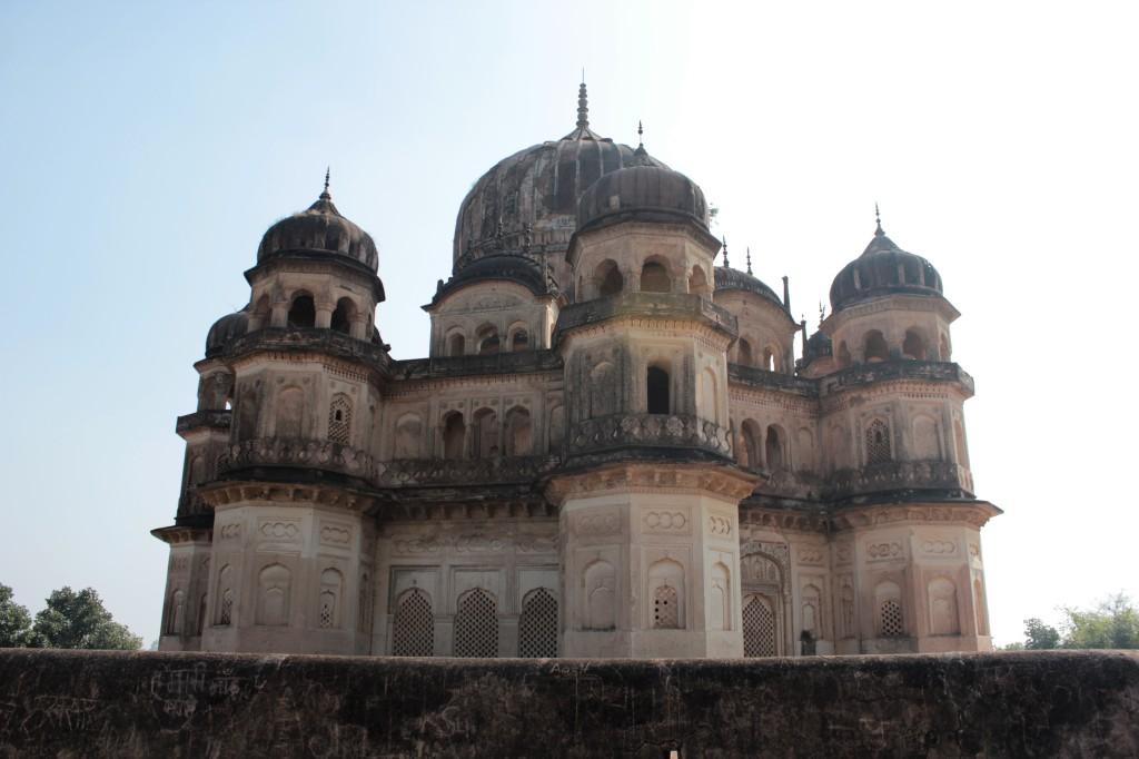 Maharani Kamlapati Chhatri, dhubela, madhya pradesh