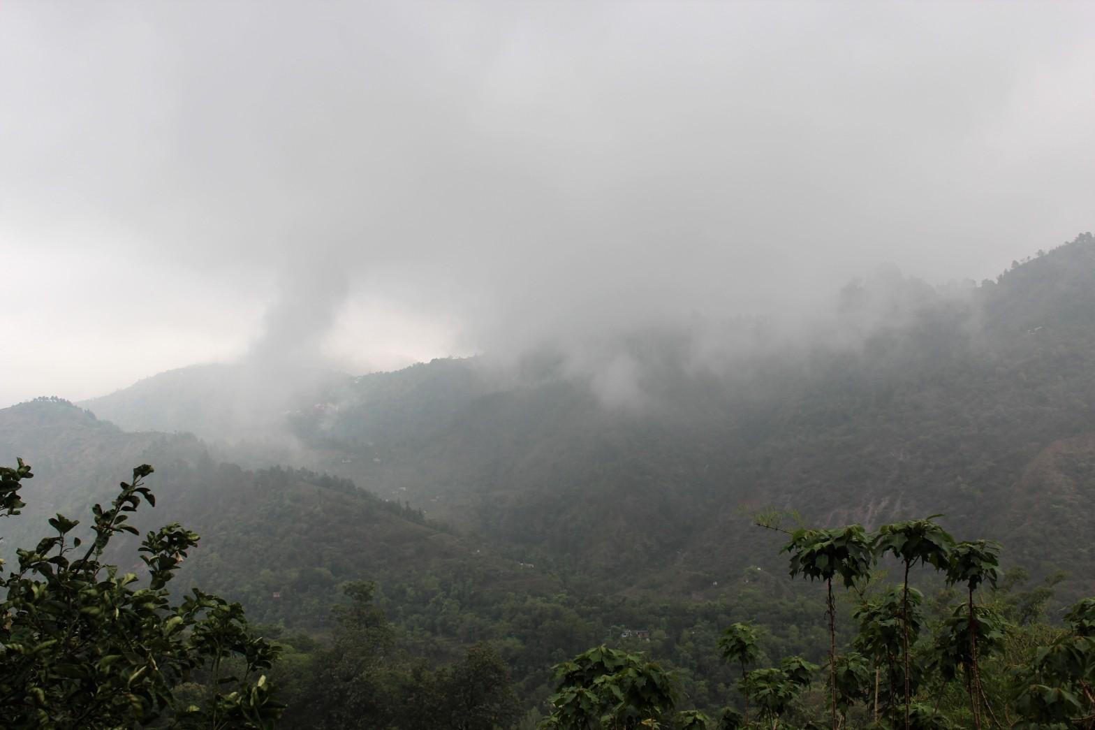 jeolikot, village, kathgodam, nainital