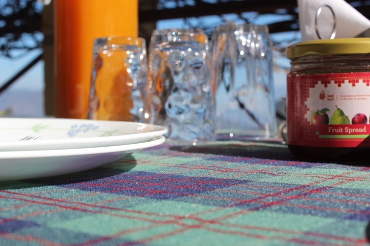 Locally-produced, fruit spread, garam masala, poha, taste bud