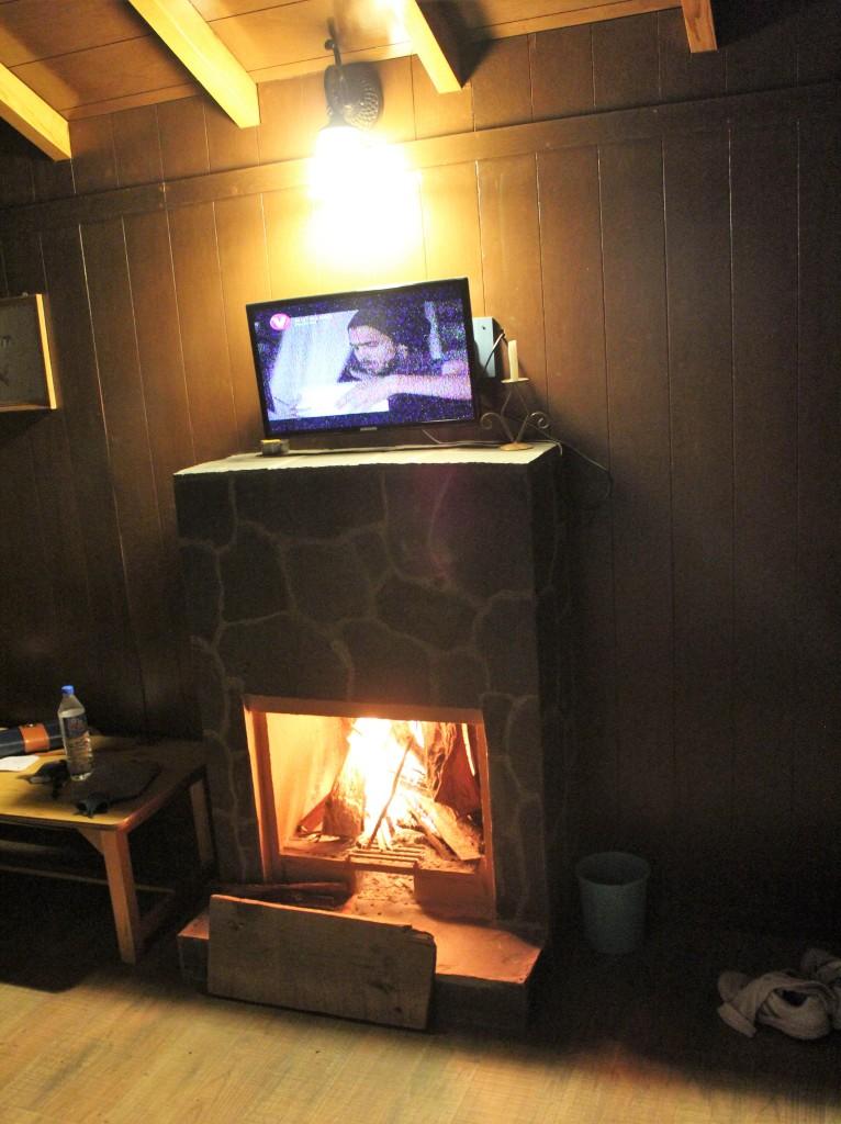 fireplace, life, good