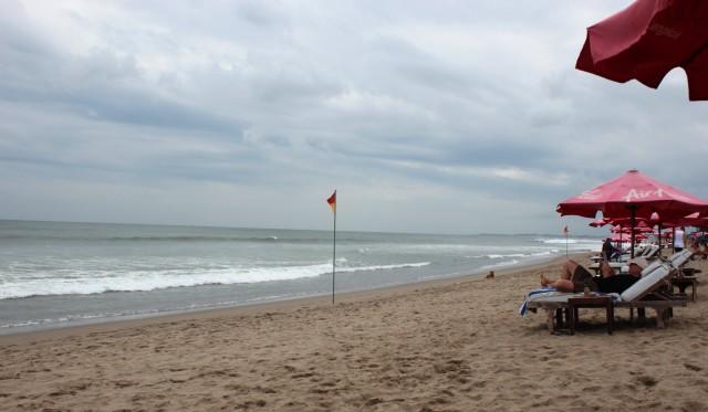 morning, chill, kayu aya beach