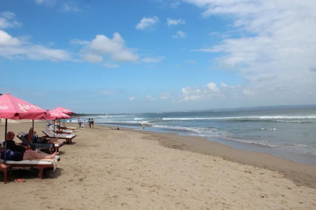 blue sky, Kayu Aya Beach