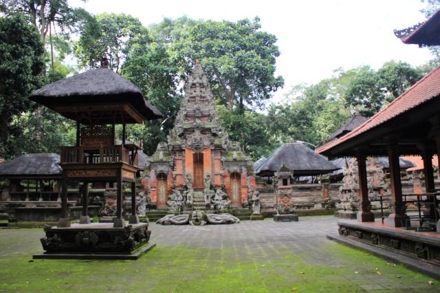 Temple, Sacred Monkey Forest Sanctuary
