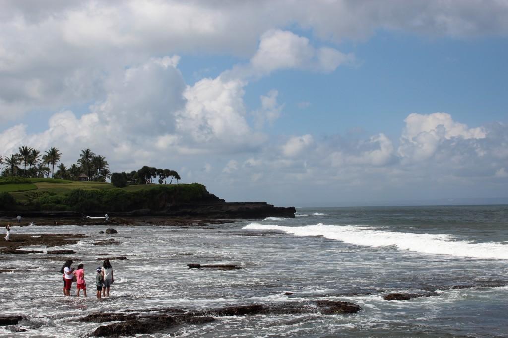 Indian Ocean, Pura Tanah Lot,