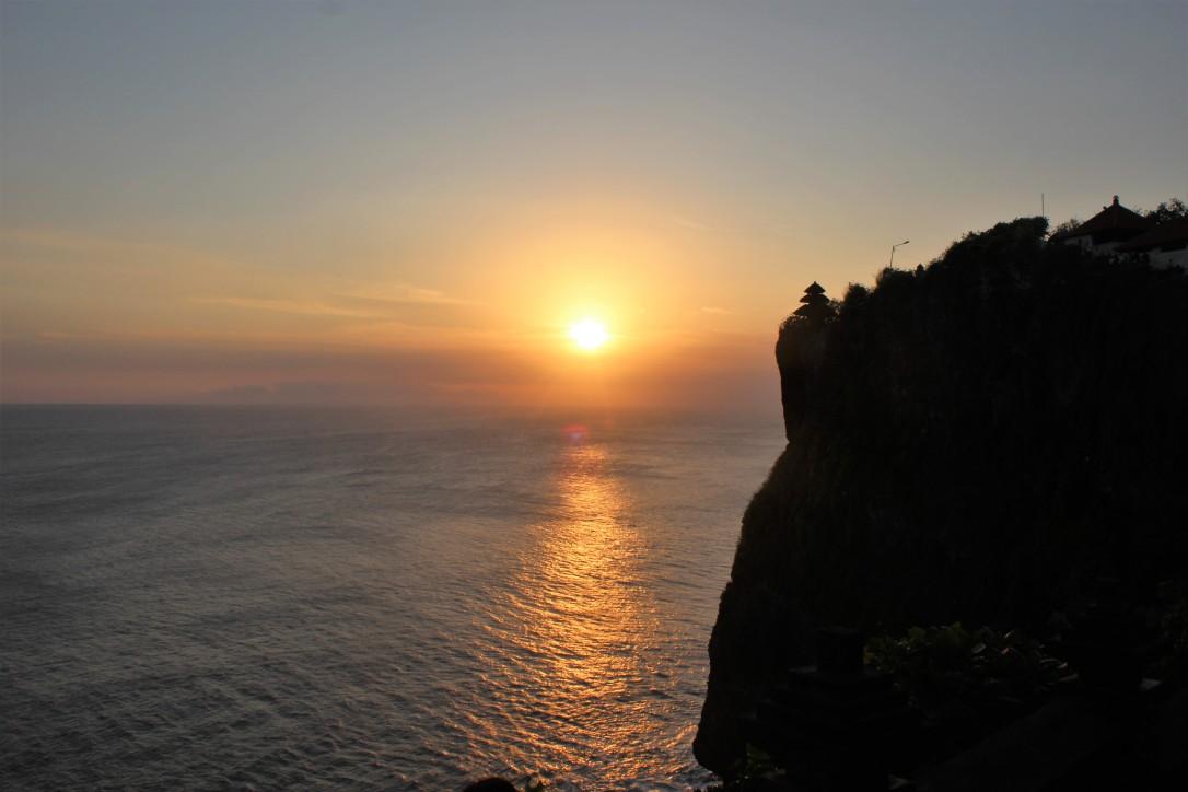 Sunset, Pura Luhur Uluwatu