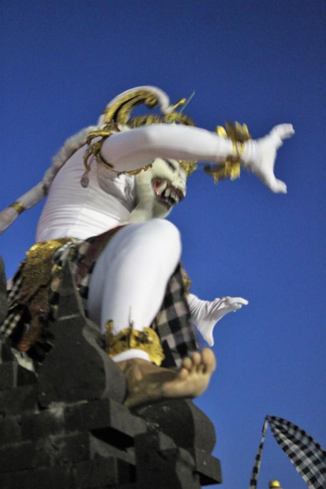 dancer, Kecak & Fire Dance, Lord Hanuman
