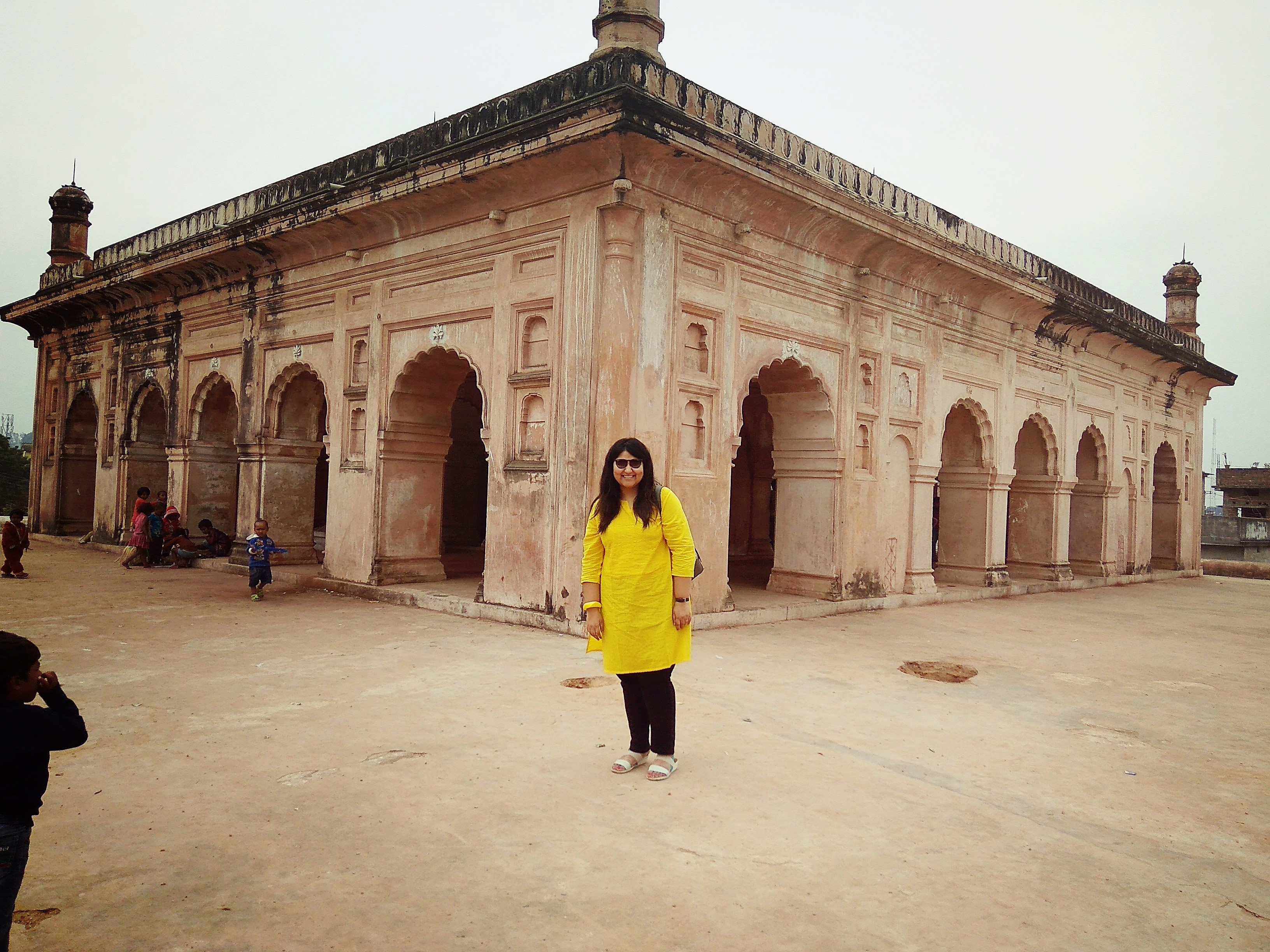 sightseeing, ibrahim shah tomb, bhagalpur, bihar, india