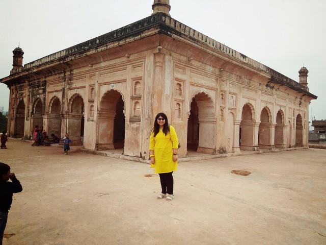 sightseeing, ibrahim shah tomb, bhagalpur, bihar, india