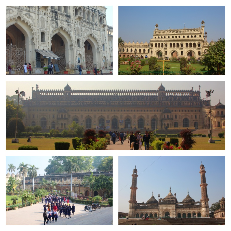 Bara Imambara, lucknow, uttar pradesh, india
