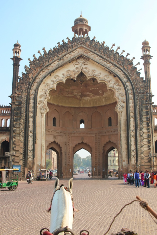 Rumi Darwaza, lucknow, uttar pradesh, india