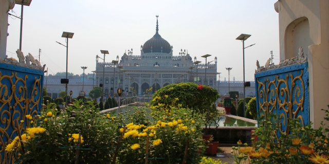 Chota Imam Bara, lucknow, uttar pradesh, india