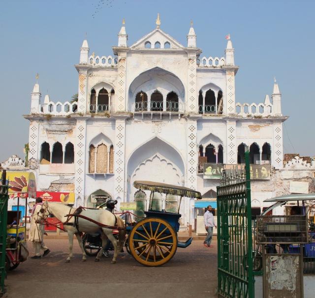 naubat khana, chota imam bara, lucknow, uttar pradesh, india