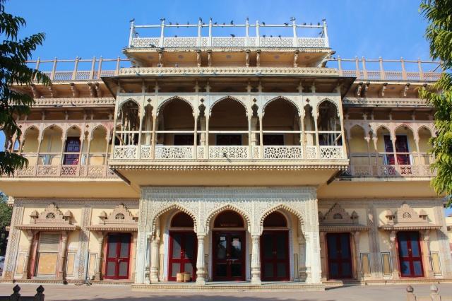 Mubarak Mahal, Welcome Palace, City Palace, Jaipur