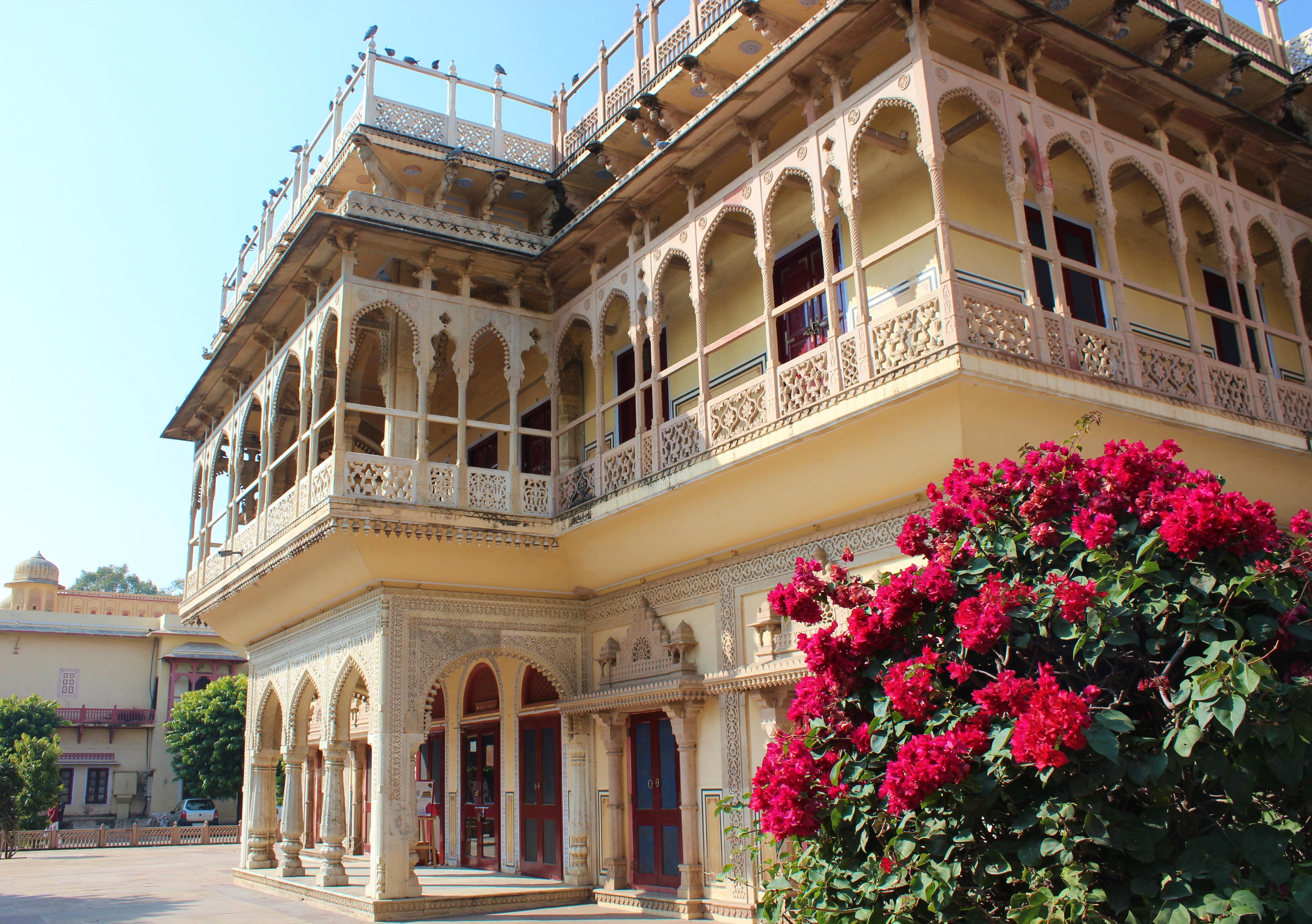 Mubarak Mahal, City Palace