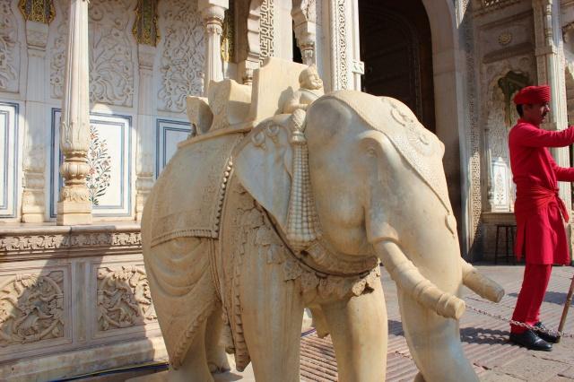 Rajendra Pol/ Sarhad Ki Deohri, City Palace, Jaipur