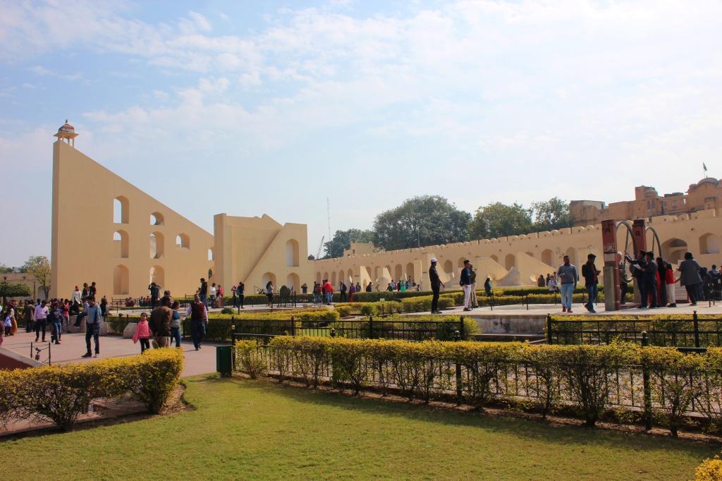 Vrihat Samrat Yantra, Chakra Yantra, Jantar Mantar, Jaipur
