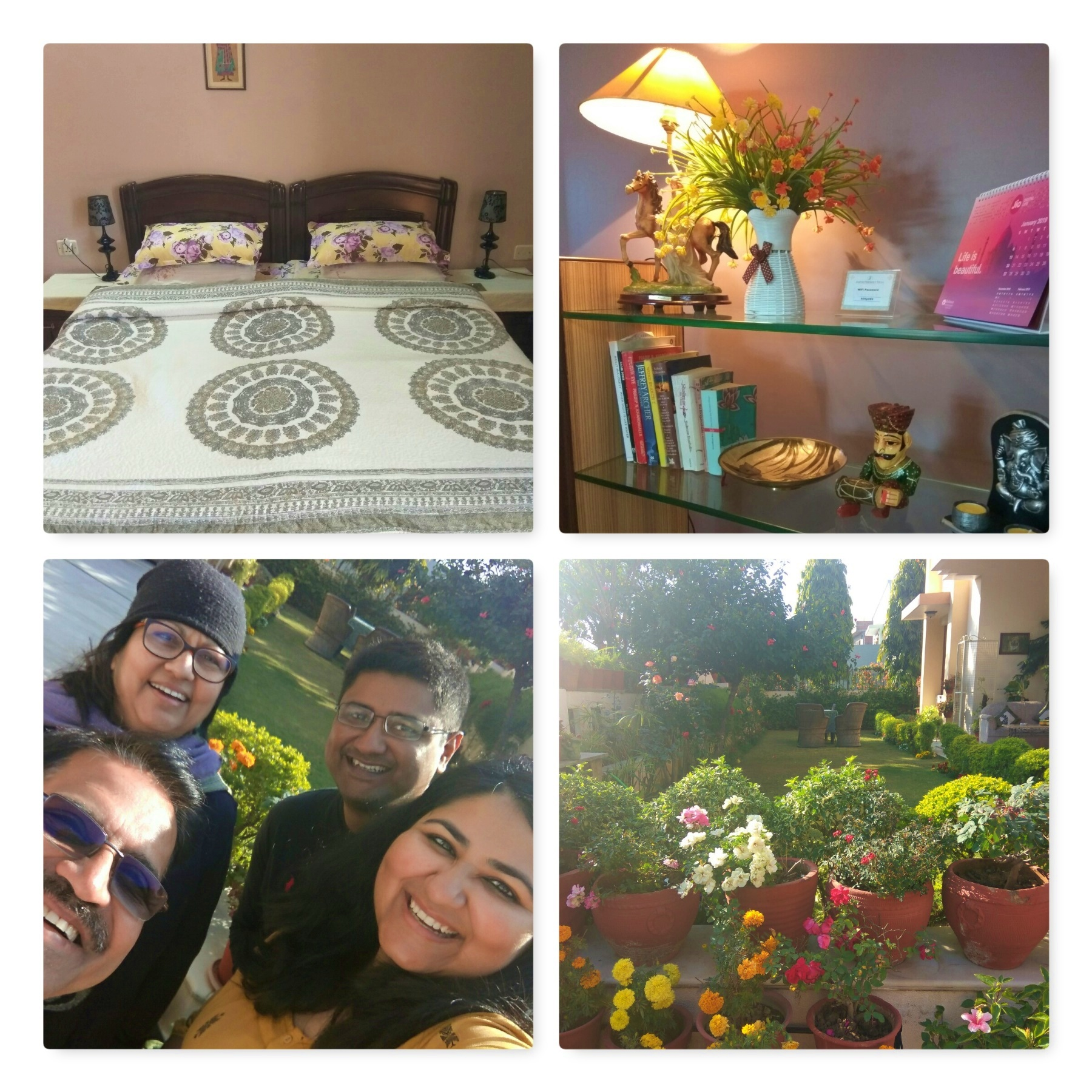 Jaipur Friendly Villa, home stay