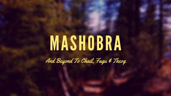 Mashobra